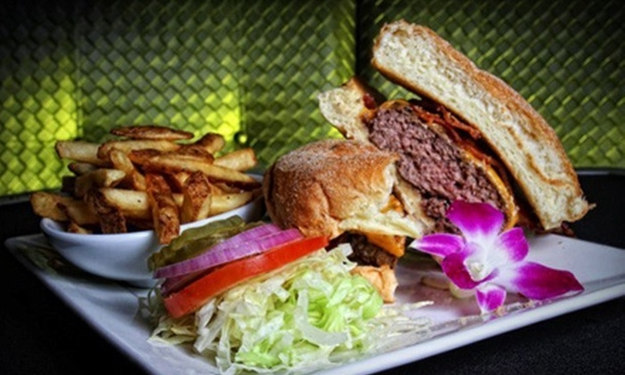 2nd Floor - Downtown Huntington Beach: Small Plates, Large Plates, and Drinks at 2nd Floor (Up to 57% Off). Three Options Available.