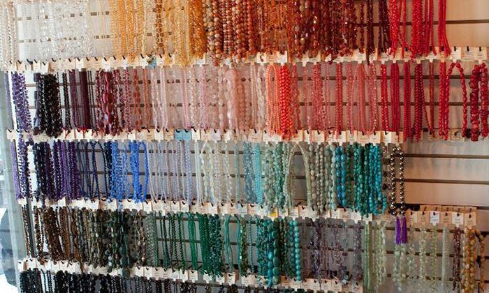 AH Beads: C$25 for C$50 Worth of Beads, Tools, and Accessories at AH Beads