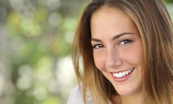 Dr. Adam Walters at Gruner Dentistry - Fisherman's Wharf: Dental Exam, Cleaning, and X-Rays with Optional Credit from Dr. Adam Walters at Gruner Dentistry – Fisherman's Wharf (Up to 88% Off)