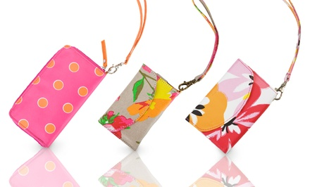 All for Color Smartphone Wristlet Accessories. Multiple Styles Available from $8.99–$9.99.