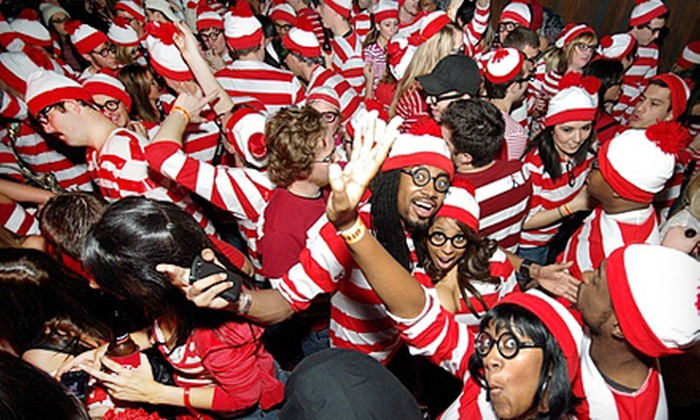 CarolinaNightlife.com - Rooftop 210: $5 for a Where's Waldo Bar Crawl on Saturday, January 19 at the EpiCentre from CarolinaNightlife.com ($11.54 Value)