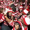 $5 for a Where's Waldo Bar Crawl
