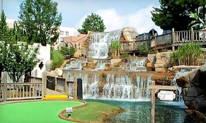 Pirates Cove Adventure Golf - Suwanee-Duluth: 27 Holes of Mini Golf for Two or Four at Pirate's Cove Adventure Golf in Duluth (Up to 53% Off)