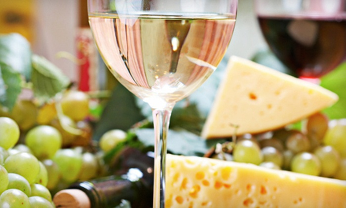 Leyden Farm & Winery - West Greenwich: Wine Tasting with Hors d'Oeuvres and Wineglasses for Two or Four at Leyden Farm & Winery in West Greenwich (54% Off)