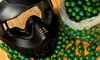 Blackwater Paintball (Pavo, GA) - Pavo-Barwick: Paintball Outing with Equipment and Paintballs for Two or Four at Blackwater Paintball (Up to 57% Off)