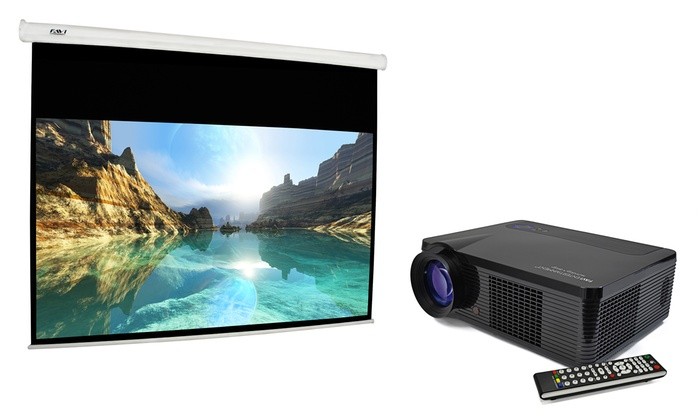 home theater hd projector. favi home-theater led 1,000-lumen projector and 100\ home theater hd h