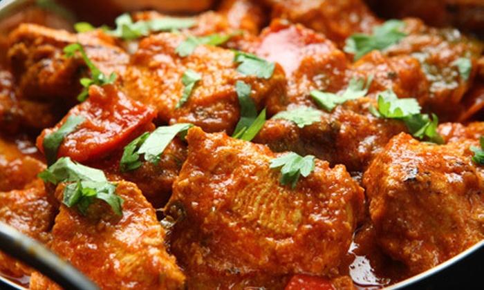 Raaga Fine Indian Cuisine & Catering - Bailey's Crossroads: $20 Worth of Northern Indian Food