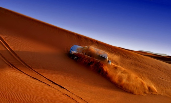 Overnight Desert Safari for up to 2 people starting from AED 279