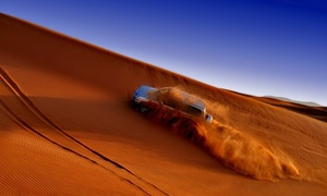 Al Badeyah Eyes Tourism: Overnight Desert Safari for up to 2 people starting from AED 279