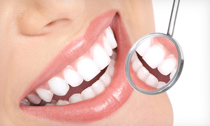 Alegria Dental Center - Mid-Wilshire: Checkup, Zoom! Whitening, or Both at Alegria Dental Center (Up to 89% Off)
