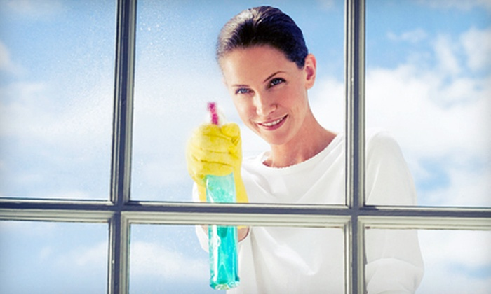 Perfect Touch Window Cleaning - Dallas: Cleaning of 15, 25, or 35 Windows from Perfect Touching Window Cleaning (Up to 62% Off)