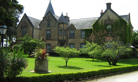 Melbourne: Up to Five Nights for Up to 10 People with Breakfast, Bubbly and Chocolates at Overnewton Castle