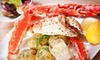 Gaucho's Brazilian Steakhouse - Valparaiso: Surf-and-Turf Dinner for Two or Four at Gaucho's Brazilian Steakhouse (Up to 52% Off)