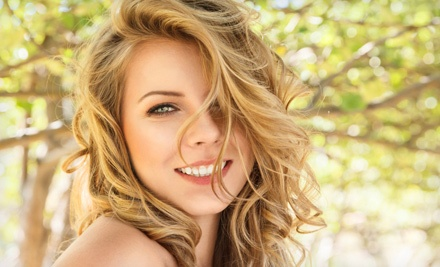 Haircut with Options for Partial or Full Highlights at Robert Ashtin Salon (Up to 65% Off)