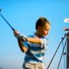 8-Piece Junior Golf Set