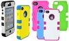 Hybrid Rugged Case for iPhone 4/4s or 5/5s/5c: Hybrid Rugged Case for iPhone 4/4s or 5/5s/5c