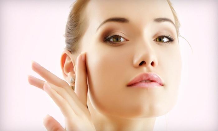 Salon Tress - Farmington: One or Three One-Hour Personalized Facials at Salon Tress (Up to 62% Off)