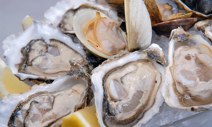 Murphys Oyster Bar - Ocala: Seafood and Steak at Murphys Oyster Bar (Up to Half Off). Two Options Available.