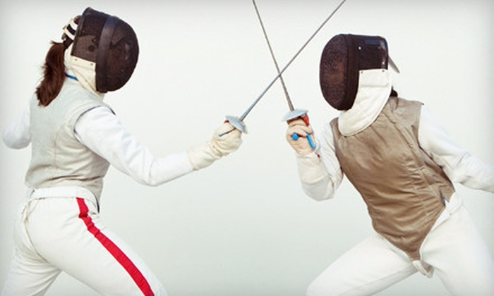 Salem Classical Fencing - Central Area: $25 for a Four-Week Learn to Fence Class at Salem Classical Fencing ($55 Value)