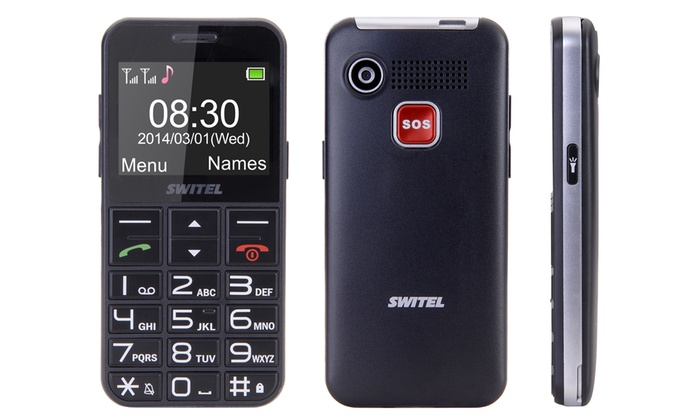Telephone simple pour senior