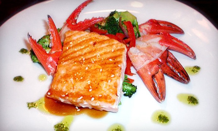Sushi Cafe - Heights: $10 for $20 Worth of Asian Fusion Cuisine and Drinks at Sushi Cafe