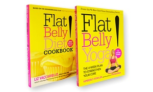 Flat Belly Diet and Flat Belly Yoga 2-Book Series