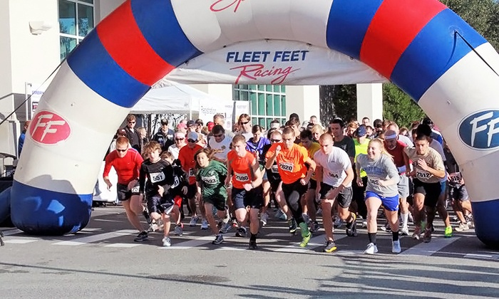 National Museum of the Mighty Eighth Air Force - Pooler: Race Entry for One or Two to Flying Fortress 5K Race on Saturday, November 22, 2014 (Up to 50% Off)