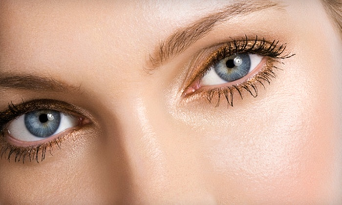 Terra Spa Aveda - Downtown Dedham: Full Set of Eyelash Extensions with or without Touch-Up at Terra Spa Aveda (Up to 58% Off)