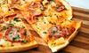 CG's Pizza - Granada Ridge: Pizza Meal for Four or $11 for $20 Worth of Pizzeria Cuisine at CG's Pizza