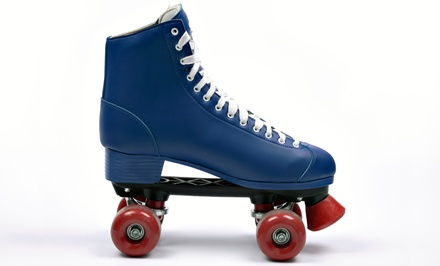 Roller-Skating Package for 2, 4, or 6 Adults or Kids' Party for Up to 12 at Angelo Skate and Fun Center (Up to 57% Off)