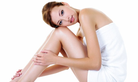 $99 for Two Laser Spider-Vein Removal Treatments at Mayberry Plastic Surgery ($590 Value)