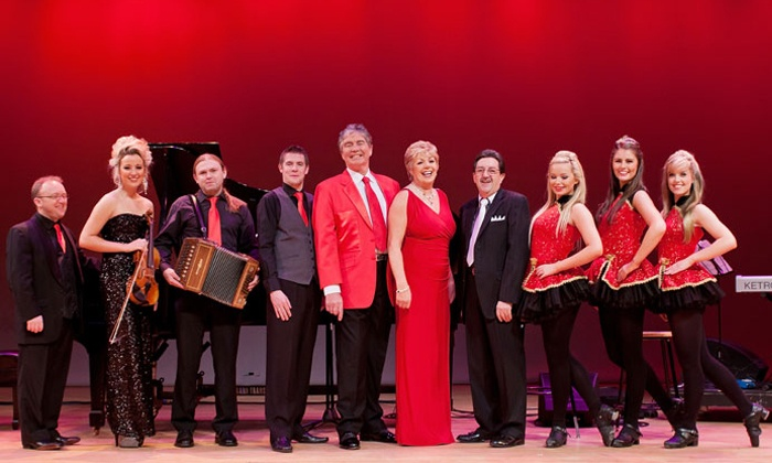 Tony Kenny's Christmastime in Ireland - Newberry Opera House: Tony Kenny's Christmastime in Ireland at Newberry Opera House on December 5 at 8 p.m. (Up to 44% Off)