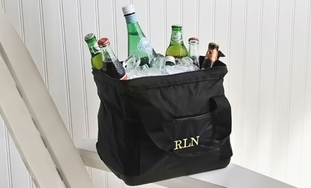 Custom-Embroidered Cooler Bag from Monogram Online