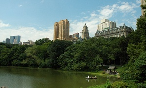 Gotham City Tours: One- or Two-Hour Central Park Walking Tour from Gotham City Tours (Up to 51% Off)