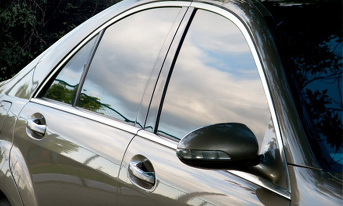 First Class Auto Detailing - Bayview: Equipment Installation, Tinting, or Restoration at First Class Auto Detailing (Up to 61% Off). Five Options Available.