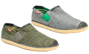 Muk Luks Jose Men's Slip-On Sneakers