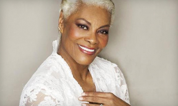 Dionne Warwick - Count Basie Theatre: Dionne Warwick Concert at Count Basie Theatre on Friday, March 8, at 8 p.m. (Up to Half Off). Three Options Available.