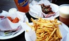 58% Off All-You-Can-Eat Wings Package at Studio Square NYC