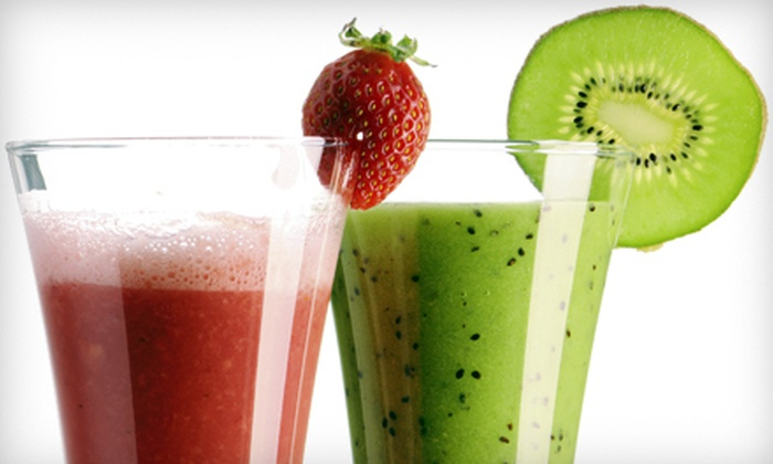 Balance Studio Spa - Felton: $39 for a Seven-Day Juice Cleanse at Balance Studio Spa ($99 Value)