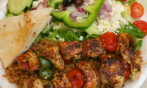 Taboon Middle Eastern Cuisine: Lunch or Dinner at Taboon Middle Eastern Cuisine (47% Off)