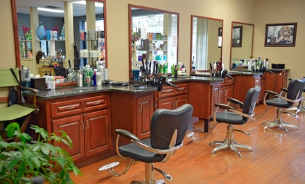 Haircut Package, Keratin Treatment, or Blowouts at Twirl Hair Studio (Up to 68% Off). Five Options Available.
