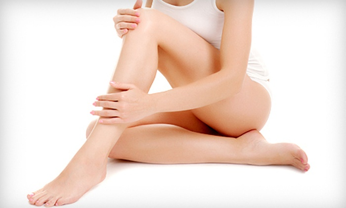 The Facial Aesthetic Center - Oakwood Court: Three Laser Hair-Removal Treatments on a Small, Medium, or Large Area at The Facial Aesthetic Center (Up to 76% Off)