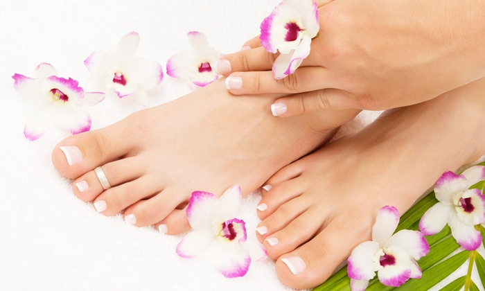 Complete Nail Spa - Fitler Square: Basic Mani-Pedi or Basic Manicure with Spa Pedicure at Complete Nail Spa (Up to 55% Off)