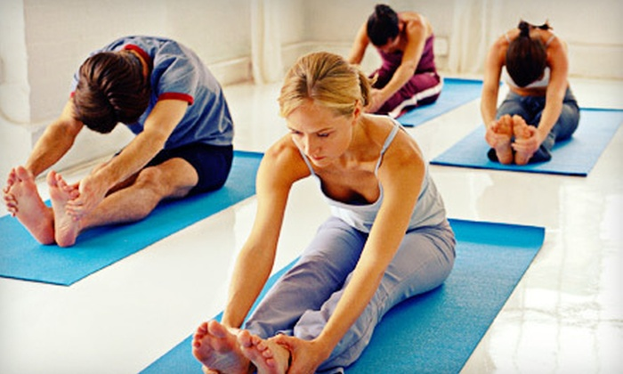 Bija Yoga - Lake Park: $85 for 30 Days of Unlimited Yoga Classes at Bija Yoga with Choice of 12 Classes from Six Different Fitness Programs ($299 Value)