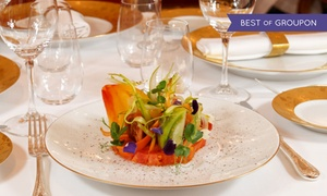 """Le Bien Aimé: Menu """"Louis XV"""" en 5 services, pour 2 ou 4 convives dès 129 € au restaurant Le Bien Aimé"""