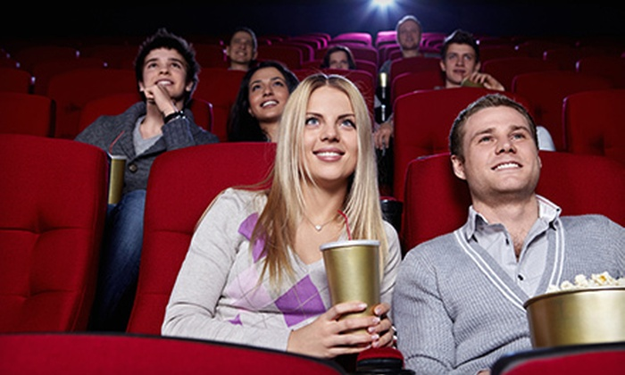 East Brunswick Luxury Cinemas 13 - East Brunswick: $7 for a Movie Ticket and a Small Popcorn at East Brunswick Luxury Cinemas 13 (Up to $14 Value)