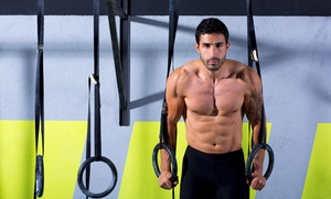 Dragonfly CrossFit: Ten or Twenty CrossFit  Classes at Dragonfly CrossFit (Up to 84% Off)
