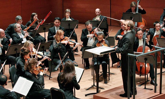 "Riverside Symphony: ""Beethoven: Prophet - Disciple"" - Lincoln Center for the Performing Arts - Alice Tully Hall: Riverside Symphony's ""Beethoven: Prophet - Disciple"" on Saturday, November 2, at 8 p.m. (Up to 45% Off)"