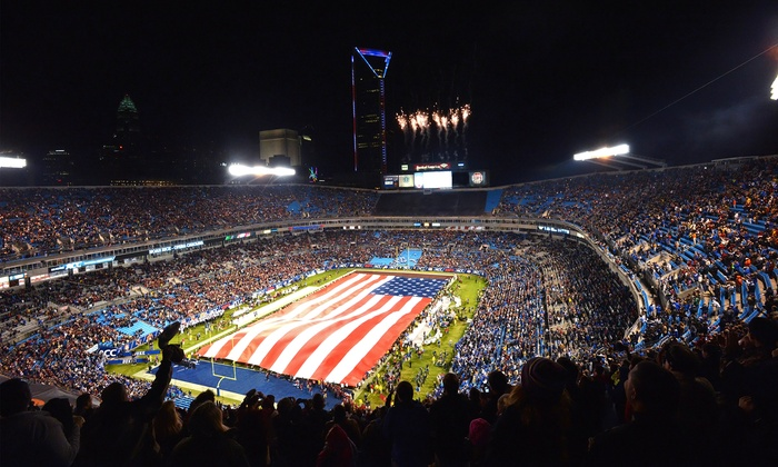 Dr Pepper ACC Football Championship Game - Bank of America Stadium: One Ticket to the Dr. Pepper ACC Football Championship Game at Bank of America Stadium on Saturday, December 6