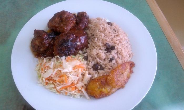 Gwen's Island Diner Llc - Covington-Porterdale: $6 for $10 Worth of Carribean Food — Gwen's Island Diner